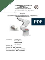 Proyecto Robot Industrial