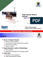 VSBU29 Signal Integrity Part1