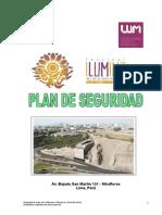 Plan de Seguridad (LUM)