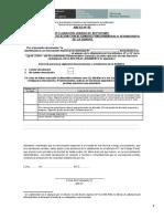 Anexo 05 - Declaración Jurada Nepotismo