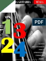 Curso Para Guitarra Vol. I - E.J. Saldaña