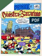 Zio Paperone e La Giostra Del Saracino
