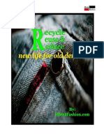 New life for old denim