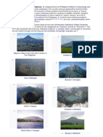 Active & inactive volcanoes  in the Philippines.docx