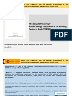 Spain Strategy for the Energy Rehabilitation