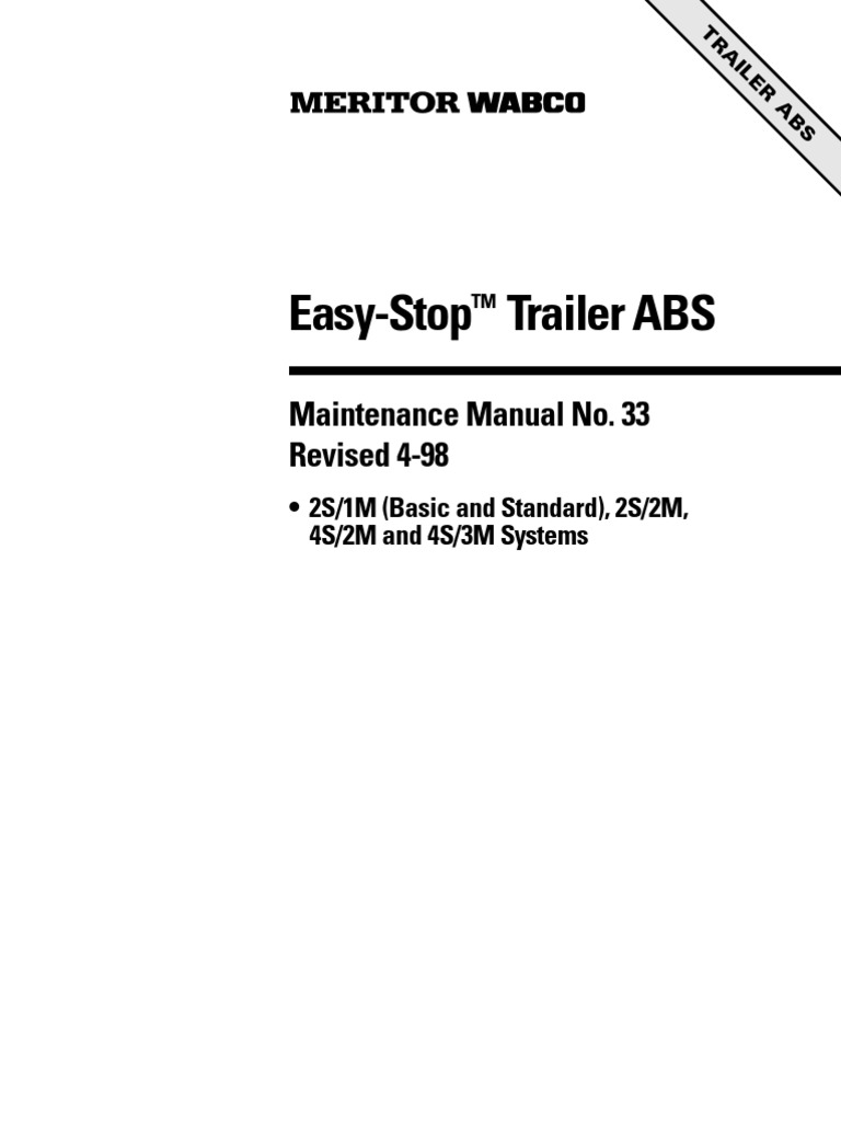 Wabco Abs Wiring Diagram Sae Trusted Wiring Diagrams \\u2022 Wabco ABS ECU Wabco Abs Wiring