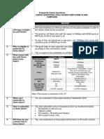 Unifi FAQ Home Plan