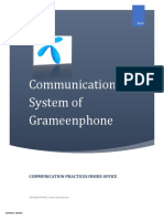 Communication System of Grameenphone