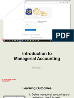 1a Intro to Management Accounting