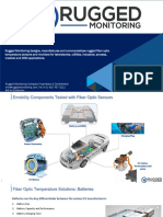 Battery Life Cycle Testing Fiber Optic Temperature Sensors Ppt