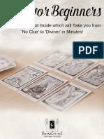 Beginner Tarot Guide - Divination Fortune-Telling