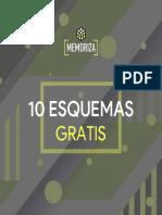 10 ESQUEMAS MEMORIZA