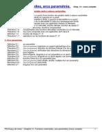 14 - Fonctions a Valeurs Vectorielles Cours Complet
