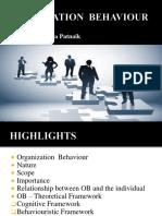 ORGANISATION  BEHAVIOUR (chapter 1).pptx