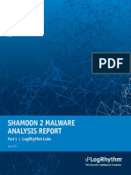 Shamoon 2 Malware Analysis Logrhythm Labs Threat Intelligence Report