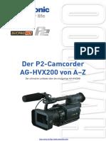Panasonic Ag Hvx200