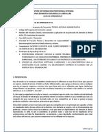 Gfpi f 019 Guis de Servcio Al Cliente