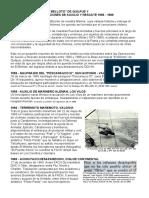 """Chile, """"La Base Aeronaval """"El Belloto"""" y sus  principales Operaciones de Auxilio y Rescate 1956-1988"""""""
