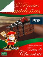 20 Recetas navideñas para preparar tortas de chocolate - Mariano Orzola.pdf