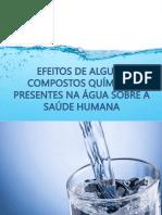 Agua Mineral Seus Elementos