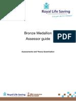 Bronze Assessor Guide