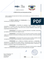 Decreto 004-2019
