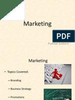 Marketing IV 1