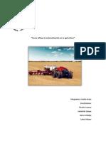 Como Influye La Automatización en La Agricultura