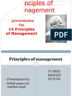 14 Principles ofManagement.pptx