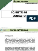 Unidad 7 - Lubricacion y Cojinetes de Contacto