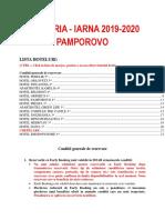 Bulgaria Pamporovo 2019 2020