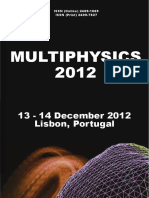 Multiphysics 2012 - Abstracts