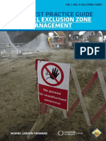 Scl Exclusion Zone Management