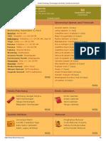 Online Panchang, Panchangam and Hindu Calendar for the World