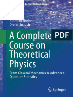 (Undergraduate Lecture Notes in Physics) Albrecht Lindner, Dieter Strauch - A Complete Course on Theoretical Physics_ From Classical Mechanics to Advanced Quantum Statistics-Springer International Pub