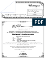 Contoh Undangan Naik Haji Dengan Microsoft Word-G-Tekno