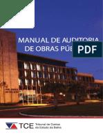 Manual de Auditorias de Obras 2011 - TCE.ba