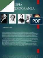 Filosofia Contemporanea.isabella