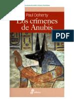(2000) Los Crimenes de Anubis