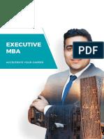 Executive MBA Brochure SP Jain School of Global Management