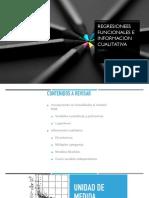 Regresionees Funcionales e Informacion Cualitativa...