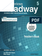 American headway  5 - teacher's book