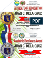Classroom Based Certificate 2017-2018 by Sir Xerces.pptx