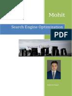 Mohit SEO Report