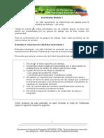 ActividadesModulo 1- EvaluacióndeProyectos