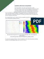 Triangulation with Linear Interpolation.docx