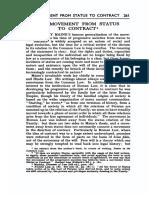 Henry Maine theory.pdf