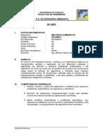 AMB Metodos Numericos Analitico
