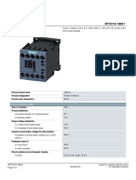 3RT20161BB41 Datasheet en