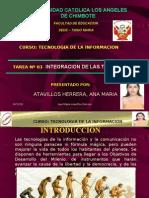 TAREA Nº 03 - ATAVILLOS